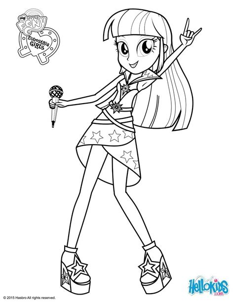 Coloriages Twilight Sparkle 224 Colorier Fr Hellokids Com Mlp Eg Coloring Pages
