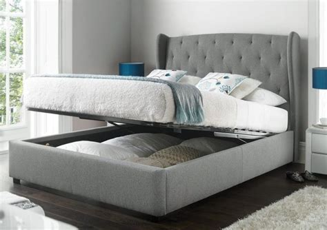 deep ottoman storage bed 47 best images about tufted headboard on pinterest