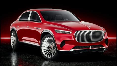 vision mercedes maybach ultimate luxury   class
