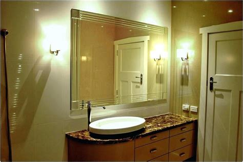 Innovative Bathroom With Custom Made Bathroom Mirrors Custom Made Mirrors For Bathrooms
