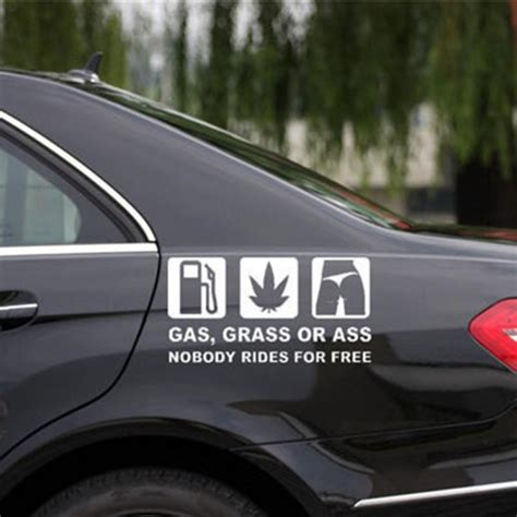 Auto Sticker Funny by Online Buy Wholesale Auto Grass Cars From China Auto Grass