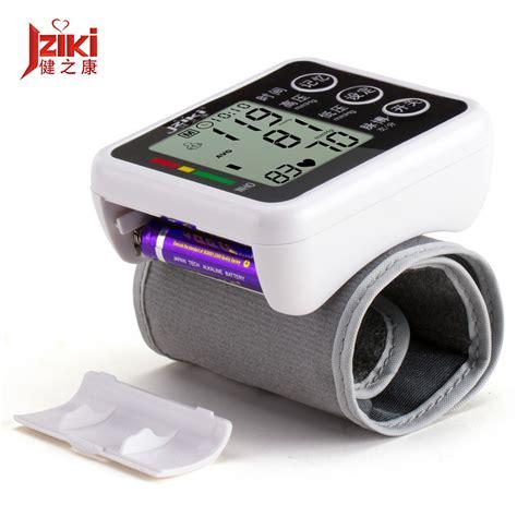 Jziki Pengukur Tekanan Darah Sphygmomanometer With Voice Jzk 002r jziki pengukur tekanan darah electronic sphygmomanometer