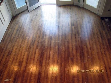 Dust Free Hardwood Floor Restoration in San Diego and