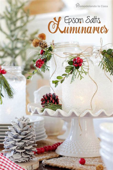 christmas table centerpieces to make 30 inexpensive and cheap centerpiece ideas celebration all about