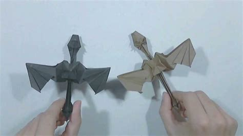Cool Weapons To Make Out Of Paper - 33 origami crane tsuru by part 2