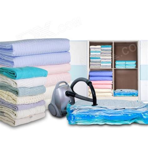 Vakum Bag Set Isi 4 Pcs Vakum Bag Free Pompa Vakuum Bag taili ay119 compression vacuum storage bag for bedding w blue 2 pcs free shipping