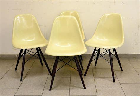sedie design anni 70 quattro sedie anni 70 design charles eames mobili e