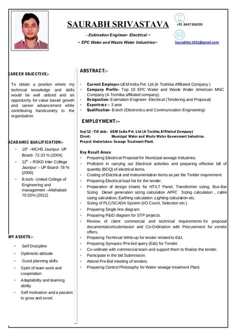 design and estimation engineer job description electronics engineering resume sles best template for