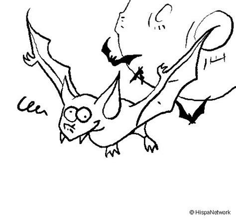 dibujos de murcielagos para dibujar dibujo de murci 233 lago loco para colorear dibujos net