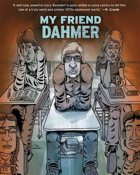 my friend dahmer my friend dahmer by derf backderf digital comics and