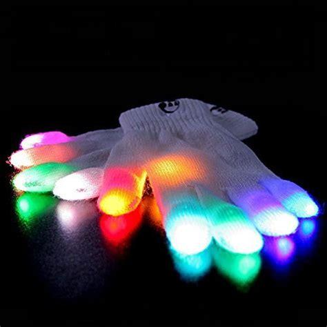 light gloves shark tank emazinglights elite element led glove set light up