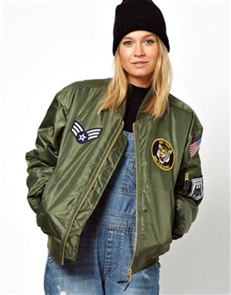 Promo Bomber Patch Jaket Wanita Termurah Jacket Boomber flight jackets jackets