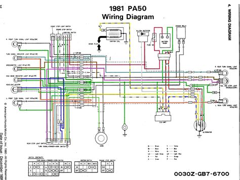 1978 honda hobbit parts wiring diagrams repair wiring scheme