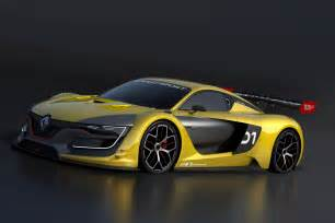 Renault S Renault S New Rs 01 Racer With 500 Hp Engine From Nissan Gt R