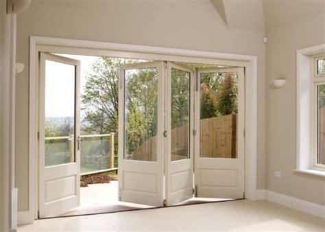 Bi Folding Doors Exterior Exterior Glass Bifold Doors Scandinavian 28 Images Bi Fold Glass Exterior Doors With Wooden