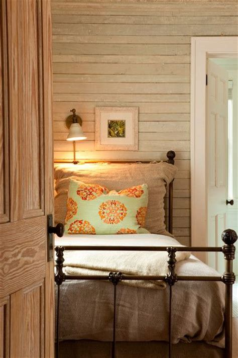 beadboard bedroom bedroom with wood beadboard on walls story book cottage