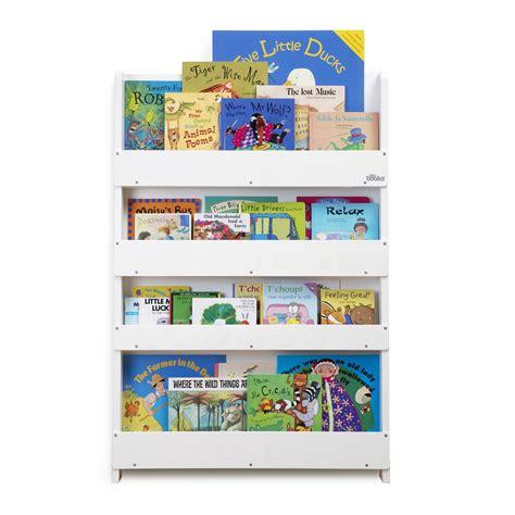 Tidy Books Bookcase White My Little Bubba Tidy Books Bookcase White