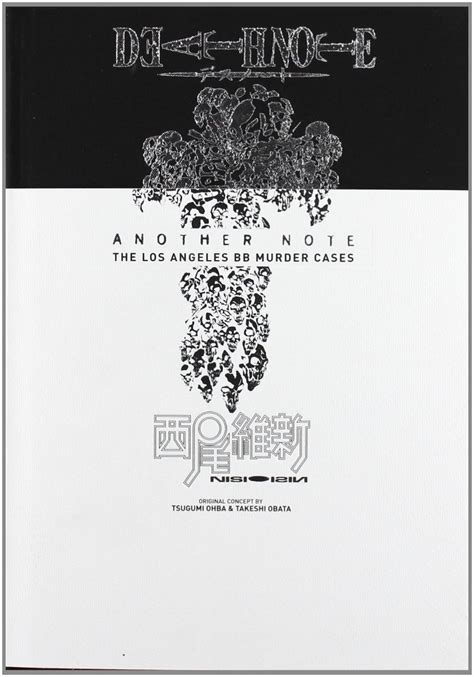 142151883x death note another note the libro death note another note the los angeles bb murder