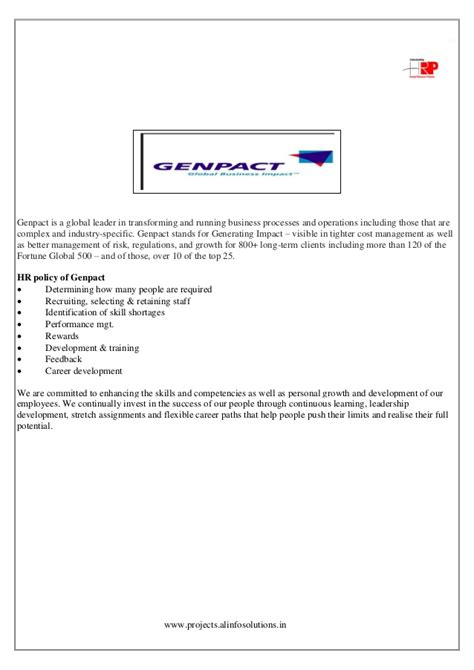 genpact offer letter format pdf offer letter genpact 10 counter offer letter sle lease