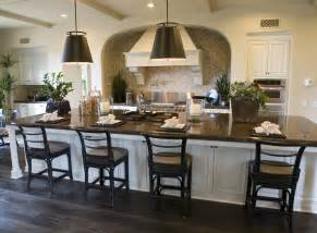 Large Custom Kitchen Islands 39 Fabulous Eat In Custom Kitchen Designs Galley Style