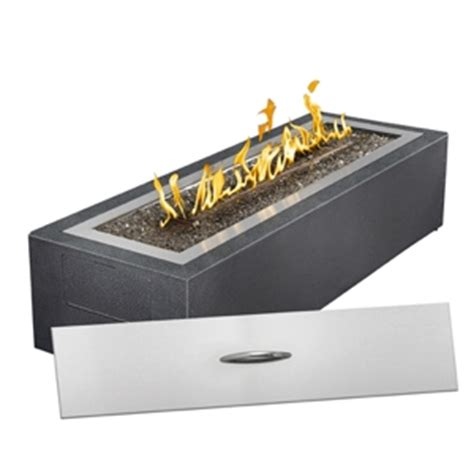 Lp Outdoor Fire Pit - napoleon linear patioflame gas fire pit