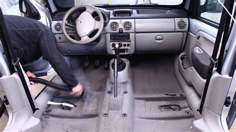 How To Clean Car Interior At Home How To Clean Car Interior Renault Kangoo Interior