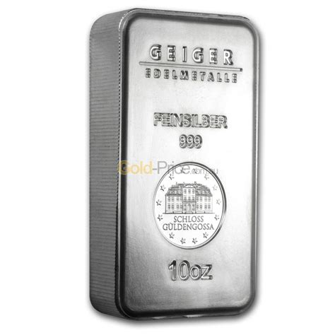 10 Ounces Of Silver by Silver Bar Price Comparison Buy 10 Ounces Silver