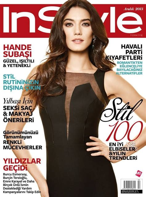 emily blunt s changing looks instyle com hande subasi instyle magazine cover turkey december