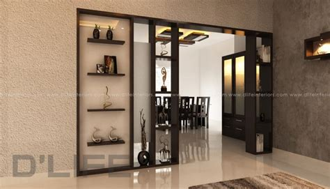 living come dining room customized living dining partition for villa interiors