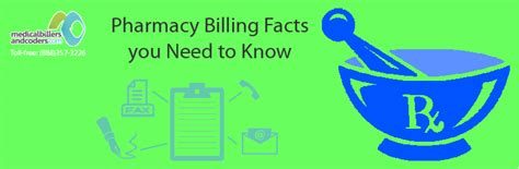 Pharmacy Facts by Pharmacy Billing Facts You Need To Updates