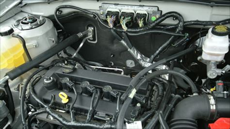 2009 Ford Escape Engine by Ford Escape 2009 Premi 232 Res Impressions