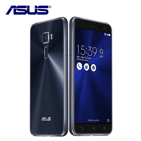 Zenfone 3 5 2 Ram 4gb Rom 64 Gb Ze552kl מוצר new asus zenfone 3 ze552kl mobile phone 4gb ram 64gb rom android 6 0 qualcomm octa 2