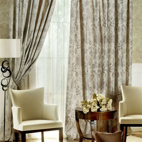 decorative curtains for living room 21 awesome curtain ideas for living room brown modern