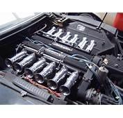 Super Clean Lamborghini Espada Engine
