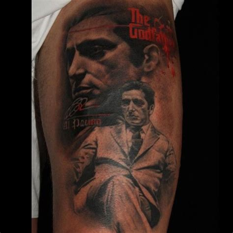 laura juan le tatouage godfather tattoo tattoo movie