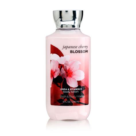 Bath And Bodyworks Lotion Japanese Cherry Blossom 236ml upc 667532626681 bath works japanese cherry blossom 8 0 oz lotion upcitemdb