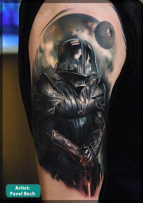darth vader wars tattoos best wars tattoos