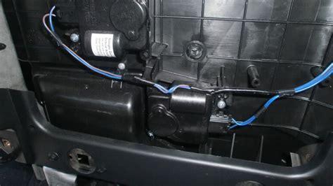 blend door actuator replacement dodgeforumcom