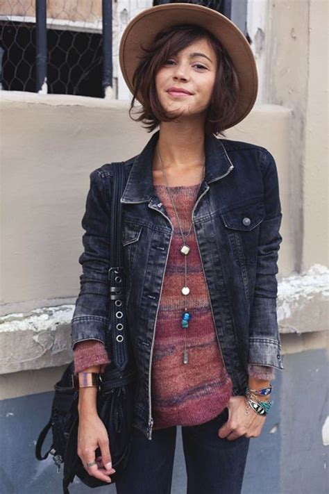 hairstyle for short hair on jeans tomboy hairstyle tumblr