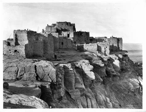 Or Of File Hopi Indian Pueblo Of Walapi Or Walpai On Mesa Ca 1901 Chs 1064 Jpg Wikimedia Commons