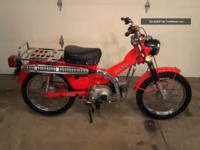 Honda 90 Trail Bike 1975 Honda Ct Trail 90