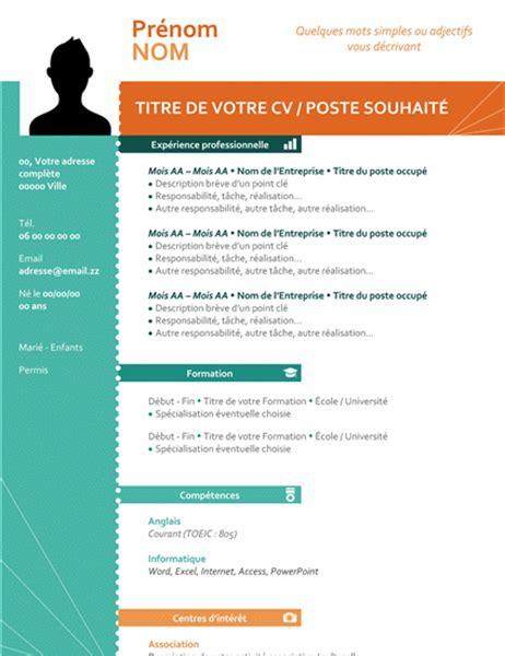 licence pro design graphisme cv moderne color 233 design vertical office templates