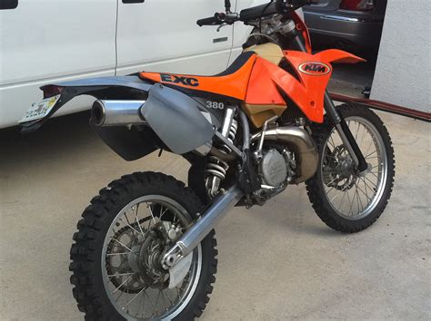 Ktm 380 Exc Ktm 380 Exc Pics Specs And List Of Seriess By Year