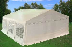 Tents And Canopies 20 X 20 Heavy Duty Tent Canopy