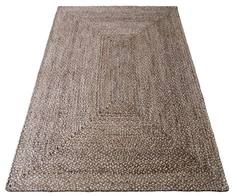 Grey Jute Rug by Jute Rugs Buy Kaza Grey Jute Rug Rugspot