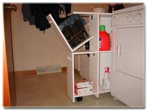 Build A Storage Box Washer Dryer Underneath Allow Laundry Room Storage Between Washer And Dryer
