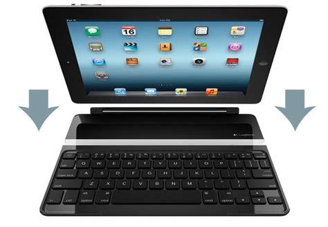 Logitech Ultrathin Keyboard Cover For Logitech Ultrathin Keyboard Cover Black For