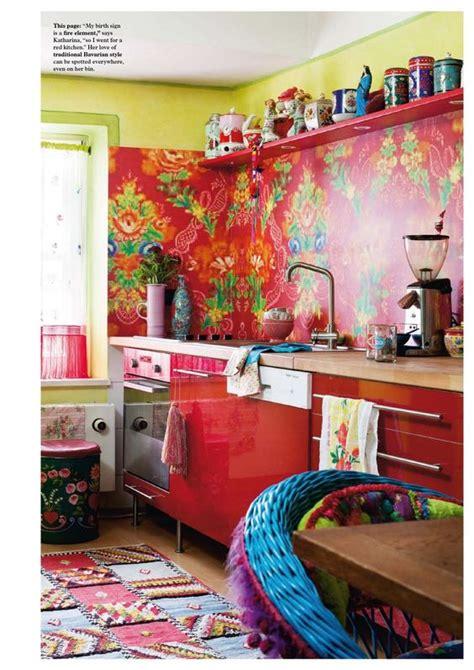 decorar cocina hippie decoracion hippie chic de cocinas 10 decoracion de
