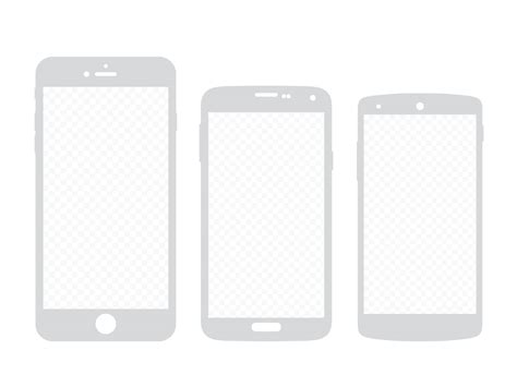 wireframe templates for android free printable smartphone templates for google android