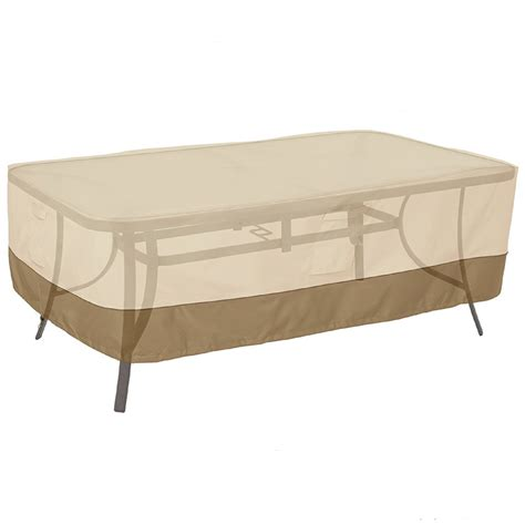patio table cover rectangular patio table cover in patio furniture covers